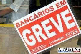 Bancários em Greve dia 18.09.2012