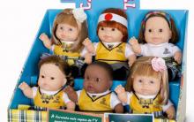Bonecos da Novela Carrossel – SBT