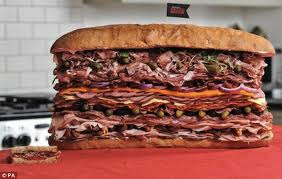 Sanduiche de Carne