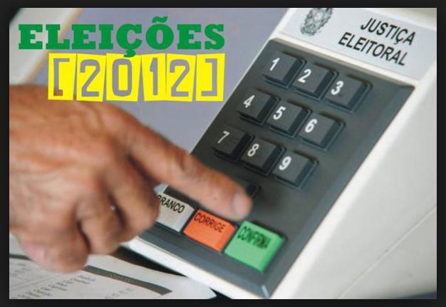 Apuração, Resultado, Placar Das Eleições Do (2º) Segundo Turno Dia 28 De Outubro - Prefeito 2012
