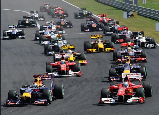 Ingressos Para o GPF1 - Grande Prêmio de Formula Um - 25 De Novembro De 2012. Máquinas