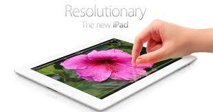 Novo Ipad Tela Retina Com Câmera Isight - Apple. Aparelho
