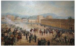 15 De Novembro De 1889 – Proclamação Da República Do Brasil, Promovida Pelo Marechal Deodoro Da Fonseca.