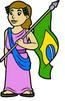 Desenhos Para Colorir, Pintar - Proclamação Da República Do Brasil – 15 De Novembro De 1889. 5