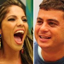 Segundo Paredão Do BBB 13 – Big Brother Brasil 2013.