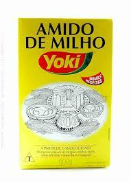 Receita Básica De Mingau Para o Inverno, Com Amido De Milho YOKI – Que Delícia.