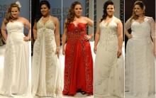 Modelos de Vestidos de Noivas Plus Size – Fotos e Onde Comprar