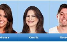 Enquete – Votar Ou Votação No Décimo Paredão Do BBB 13 – Big Brother Brasil 2013. Rede Globo De Televisão.