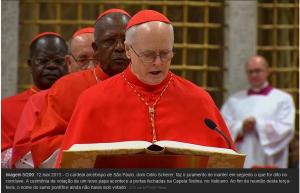 Conclave Votação – Resultado Da Eleição Para Eleger O Novo Papa.