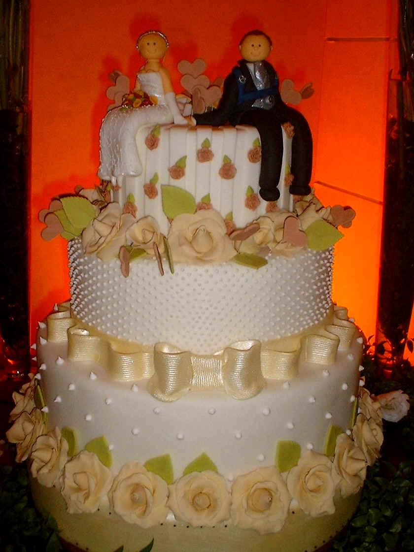 Matrimonio Bolo de Casamento – Fotos e Idéias Diferentes. Noivos