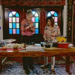 Receita Do Prato Turco, Sultão Gostou, Preparado Por Zezé Polessa – Programa Estrelas, Apresentado Por Angélica – Tv Globo Em 27/04/2013.