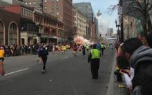 Terror Em Boston – Bombas Explodem Na Maratona Nos Estados Unidos E FBI Acredita Ser Ataques De Terroristas Em Boston. 15 De Abril de 2013.
