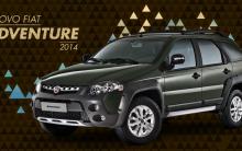 Novo Pálio Weekend Adventure 2014 – Adrenalina É Na Fiat. Preços, Cores E Onde Comprar.