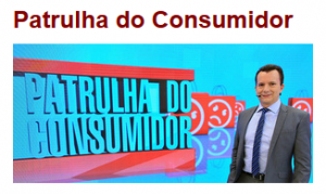 Quadro Patrulha do Consumidor - Russomanno