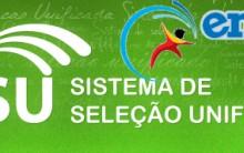 SISU Processo Seletivo 2º Semestre 2013 – Datas e Inscrições