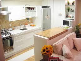 Modelos de Decoração de Cozinha Americana – Fotos