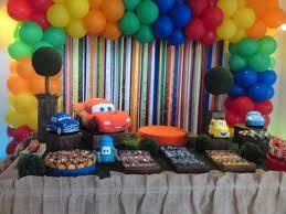 Festa Infantil Decoração Como Tema Carros – Modelos, Dicas e Como Planejar