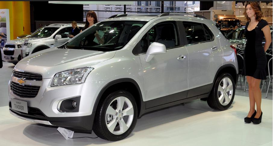 Chevrolet tracker 2014 – um veiculo com tecnologia do homem para homem
