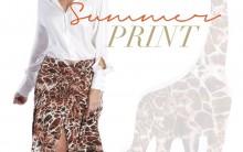 Moda Estampa Girafa Animal Print para o Inverno – Dicas e Fotos.