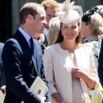 Nasce o filho1 da princesa kate com o príncipe britânico william.