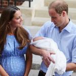 Nome do filho1 da princesa kate com o príncipe william é escolhido – george alexander louis