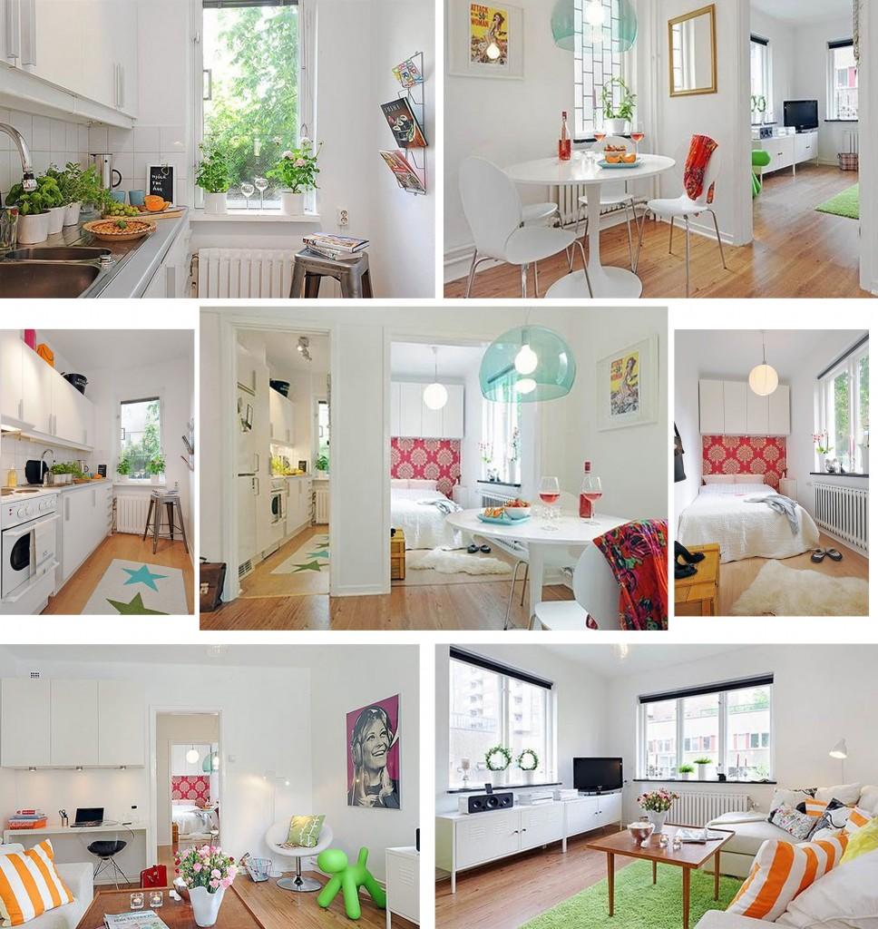 Dicas de como decorar um apartamento alugado fotos for De decorar casas
