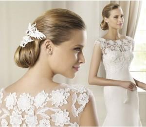 Penteado de Cabelo com Coques para Noivas – Vídeo, Dicas e Fotos.