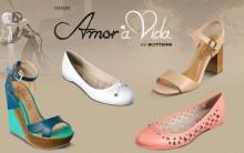 Sapatos Bottero Coleção Inspirada na Novela Amor à Vida – Fotos e Modelos