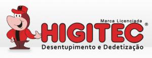 Desentupidora e dedetizadora higitec - telefone, site, serviços da higitec.
