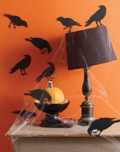 decoraçao-corvos