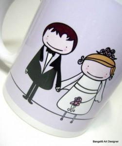 lembrancinha-casamento-caneca