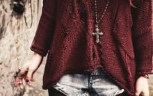 Moda Em Tom Bordô – Cores, Fotos e Modelos