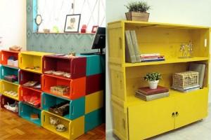 Decoração de Casa Utilizando Objetos Recicláveis – Dicas