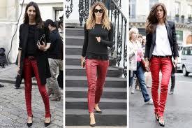 red-calça