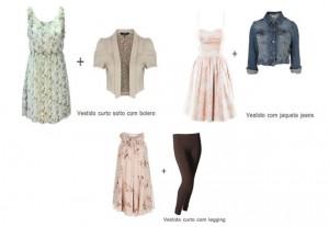 vestidos curtos para moda evangelica 300x207 Moda de Roupas Evangélica Feminina   Fotos e Onde Comprar