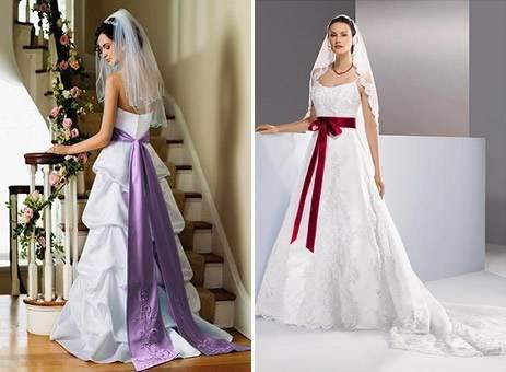 Vestido-noiva-colorido-laço