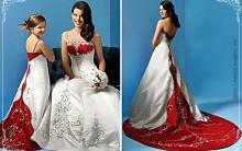 Modelos de Vestidos de Noivas com Várias Cores – Fotos e Dicas