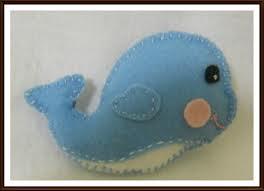baleia-feltro