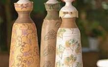 Bonecas Artesanais Feitas com Argila – Dicas, Fotos e Vídeo Passo a Passo