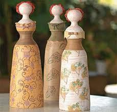 boneca-artesanal-argila