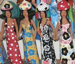 bonecas-mulatas-argila