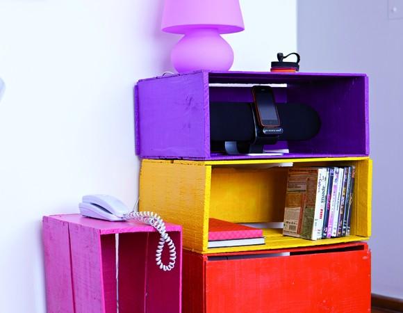 Ideias baratas para decorar quarto de solteiro fotos e dicas - Como renovar un dormitorio por poco dinero ...