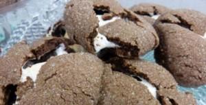 Cookie de Chocolate com Marshmallow – Receita Programa Mais Você em 30/09/2013
