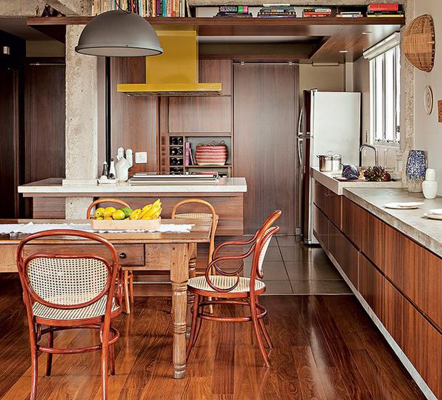 decoracao-cozinha-bistro-mesa-cadeiras