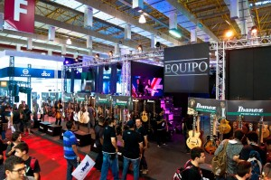 Feira de Música ExpoMusic 2013 – Datas e Ingressos