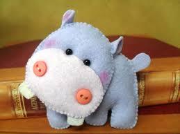 hipopotamo-feltro