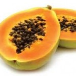 Mamão Papaia - Propriedades e Benefícios á Saúde – Vitamina A e C. Mamao-melhorar-intestino