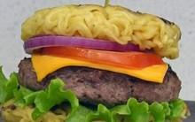 Hambúrguer com Miojo Delicioso Sanduíche – Ana Maria Braga Receita Mais Você em 06/09/2013