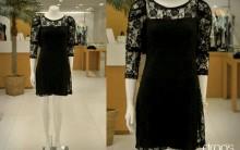 Moda Vestido de Renda Longuete – Fotos e Dicas