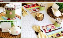 Saiba Como Fazer Kit Chá De Artesanato Com Os Tecidos Da Círculo – Confira O Passo A Passo